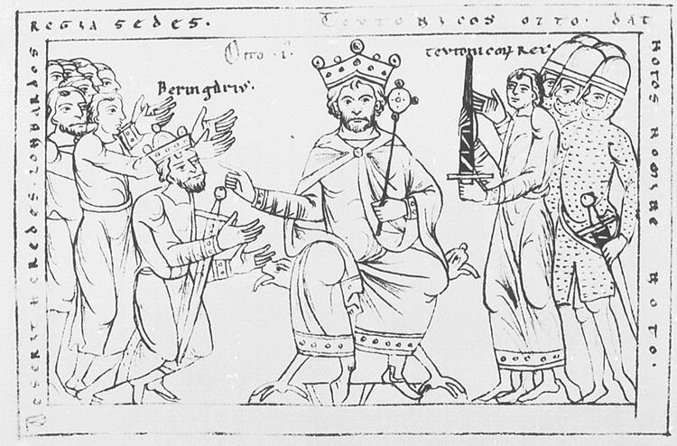 otto i germany holy roman emperor