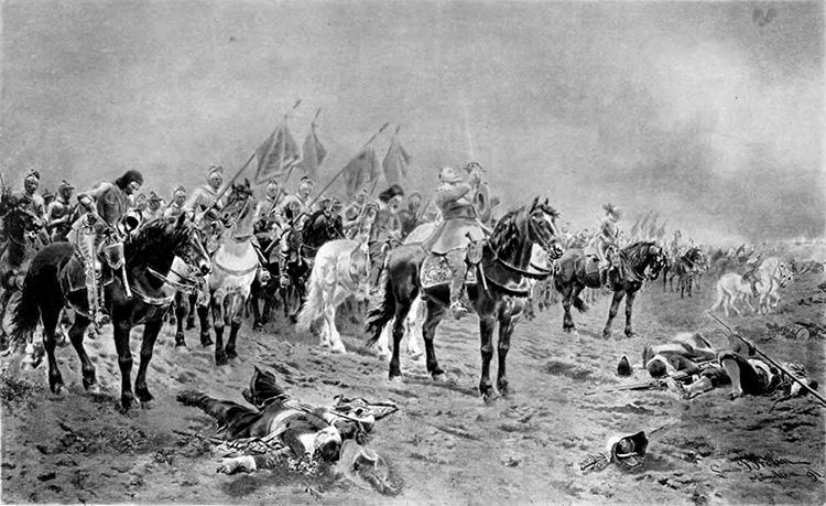 gustavus adolphus sweden lutzen battle death