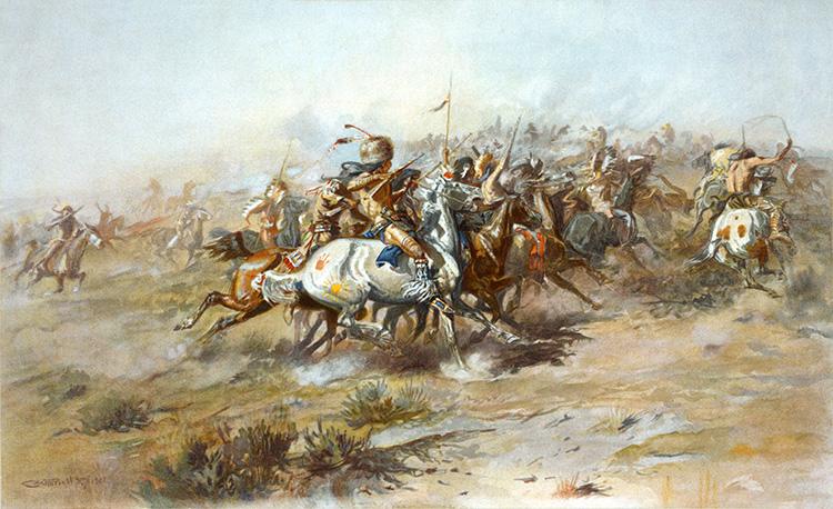 Battle-of-Little-Bighorn