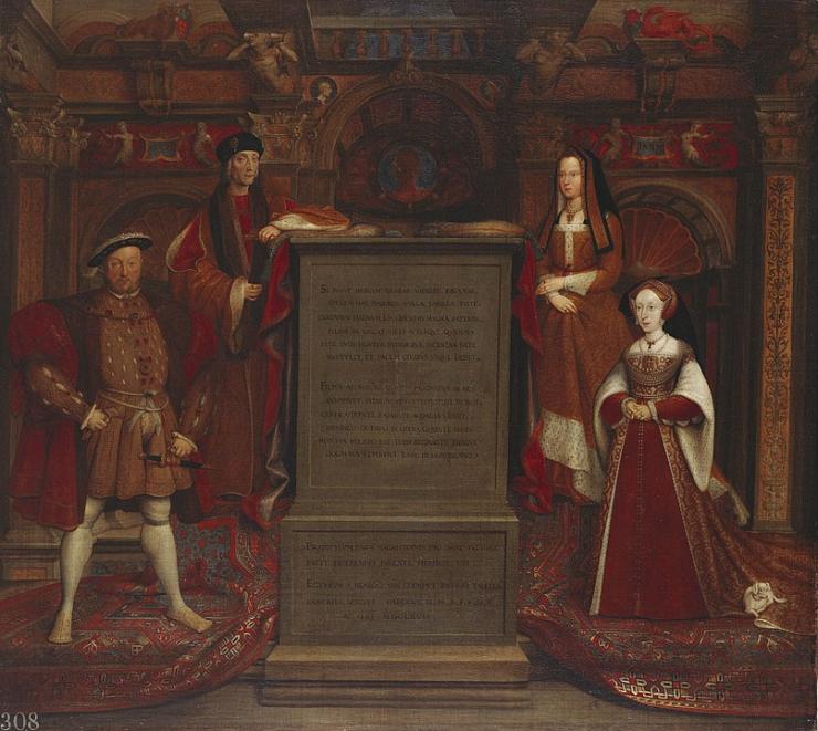 house of tudor henry viii jane seymour marriage