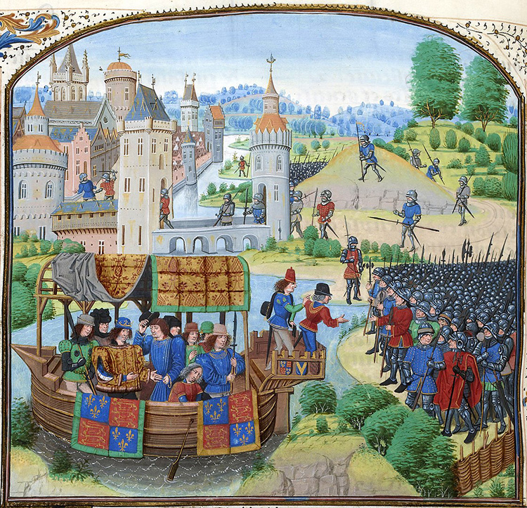 richard ii black death peasants revolt