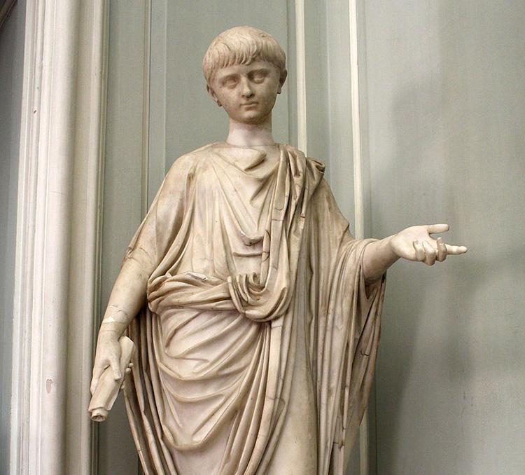 Statue_of_Nero_as_a_boy