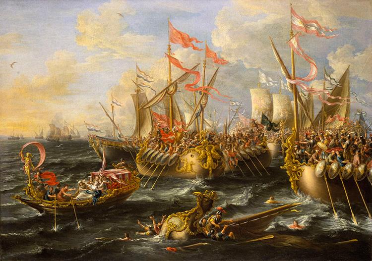Battle-of-Actium