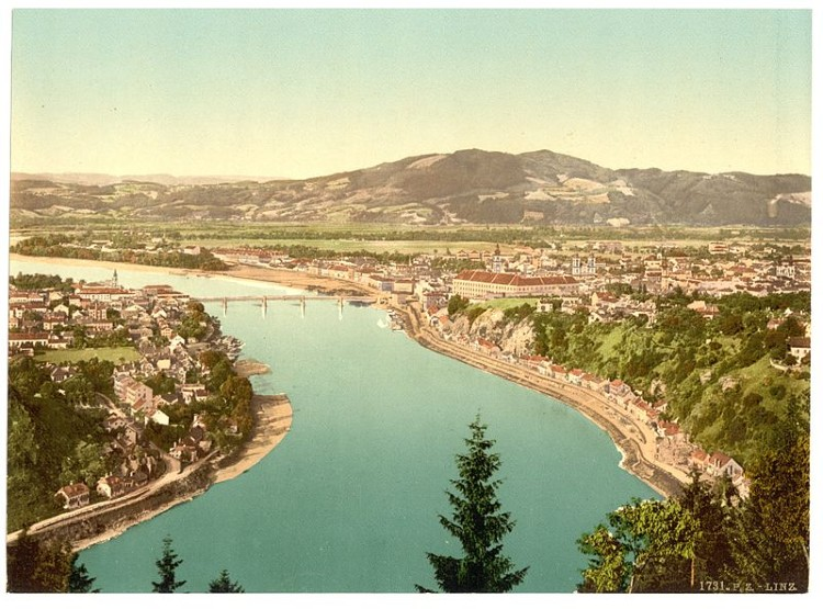 Lintz - Upper Austria - Austro-Hungary
