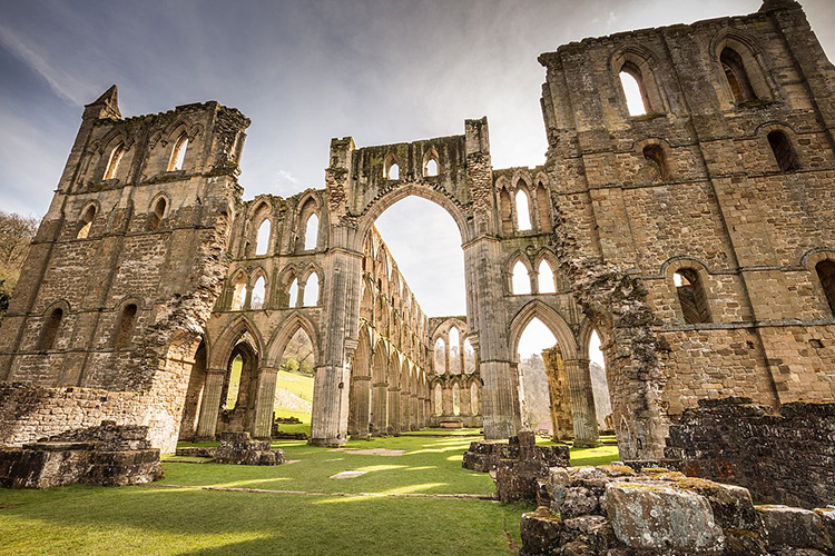 rievaulx abbey monastery catholic church uk