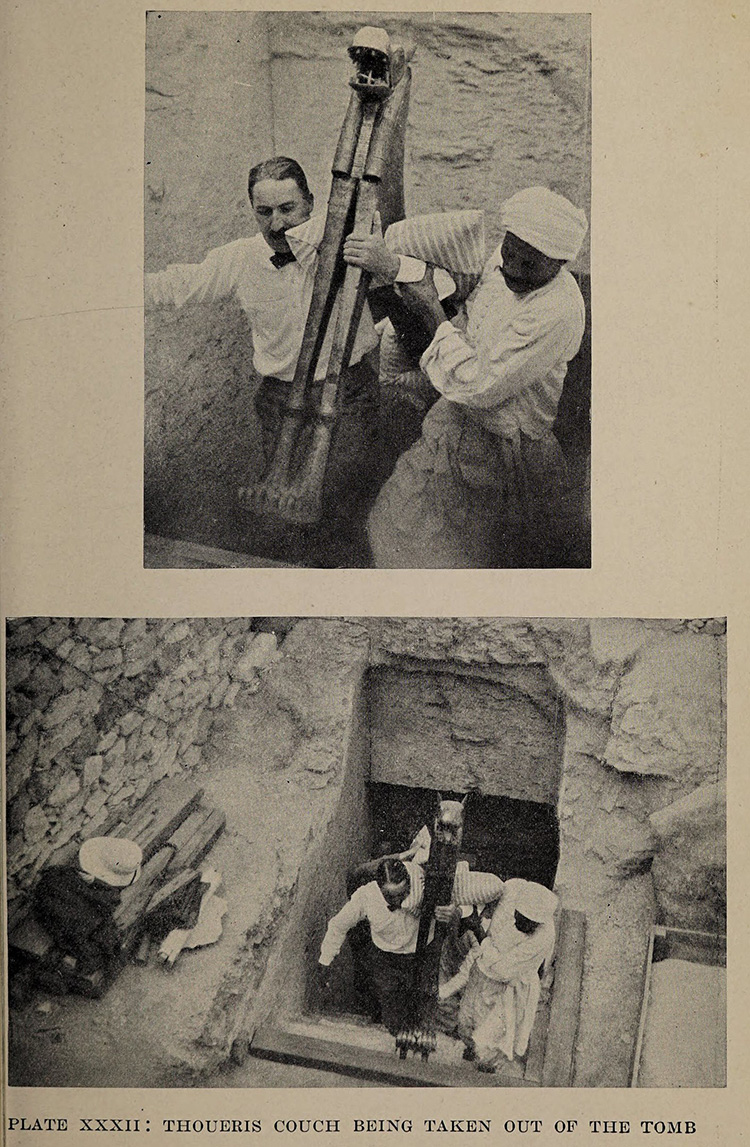 howardcarter tutankhamun tomb excavation valley of the kings