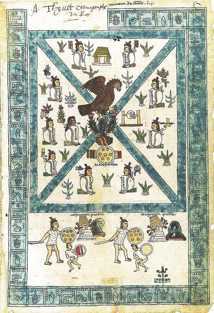 codex mendoza tenochtitlan