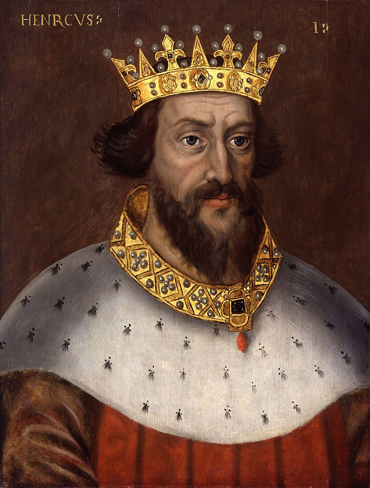 king henry i england france normandy conqueror