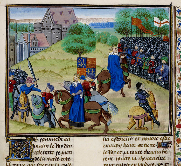 peassants revolt richard ii wat tyler black death
