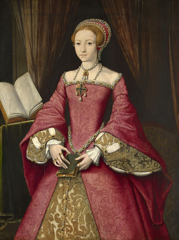 elizabeth i princess william scrots