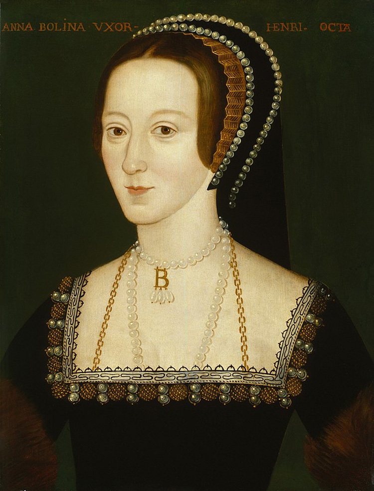 anne boleyn henry viii wives