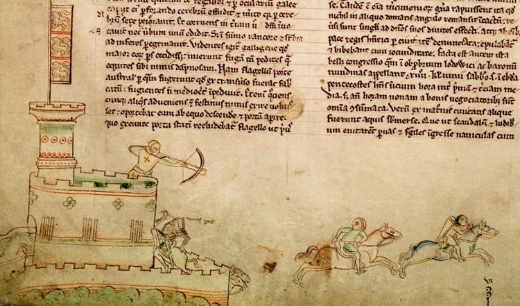 battle of lincoln william marshal henry iii barons war