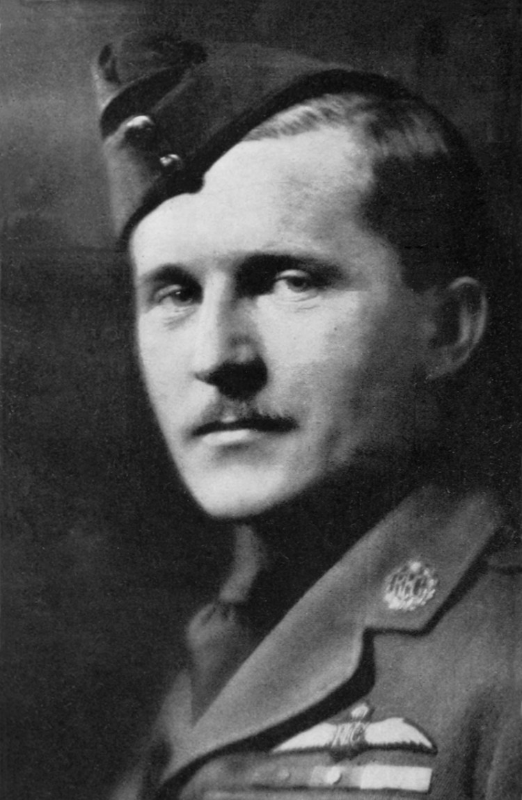 Captain William Bishop VC