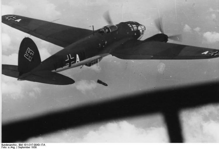 Heinkel He 111 - Bundesarchiv