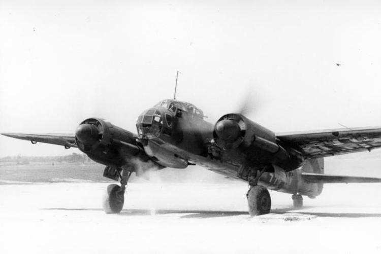 Junkers Ju 88 - Bundesarchiv