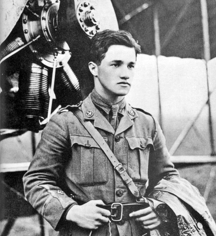 Lieutenant Albert Ball VC