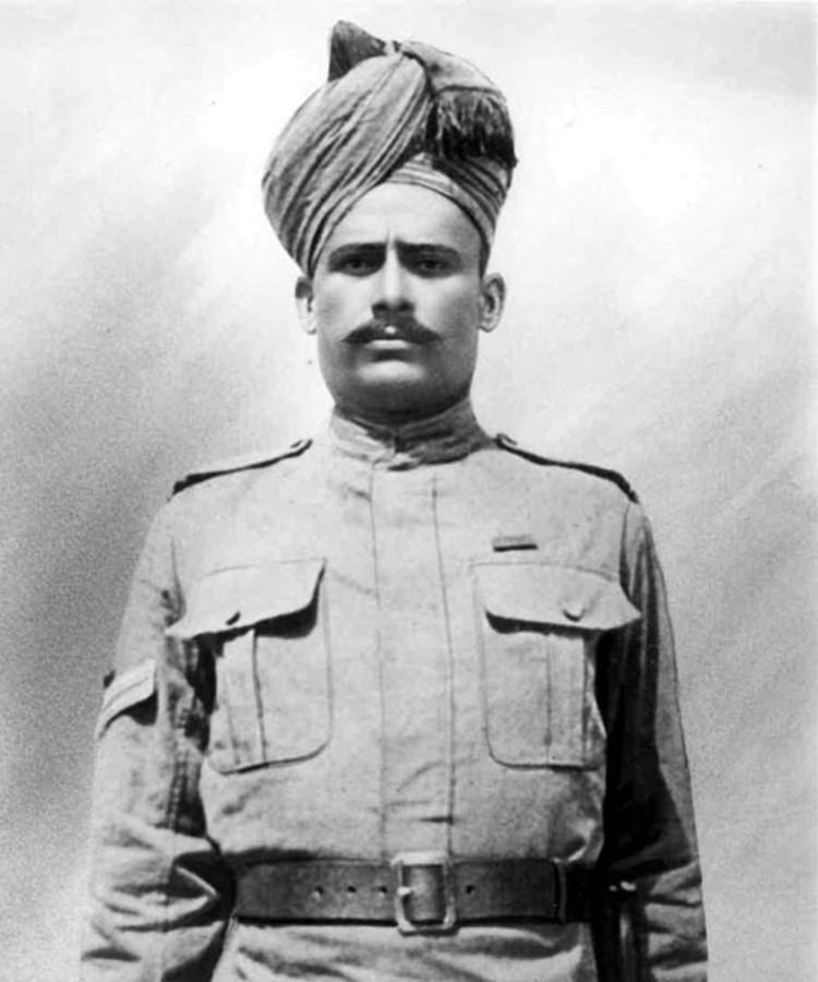 Naik Shahamad Khan VC