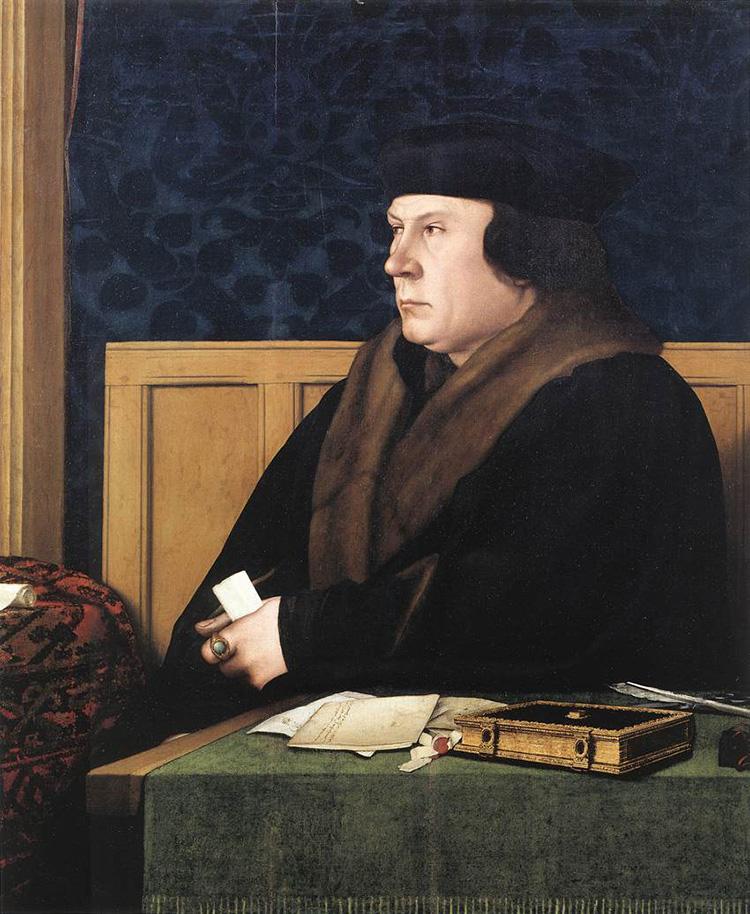 sir thomas cromwell holbein