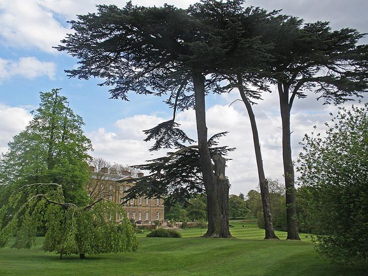 packington house park landscape capability brown lancelot