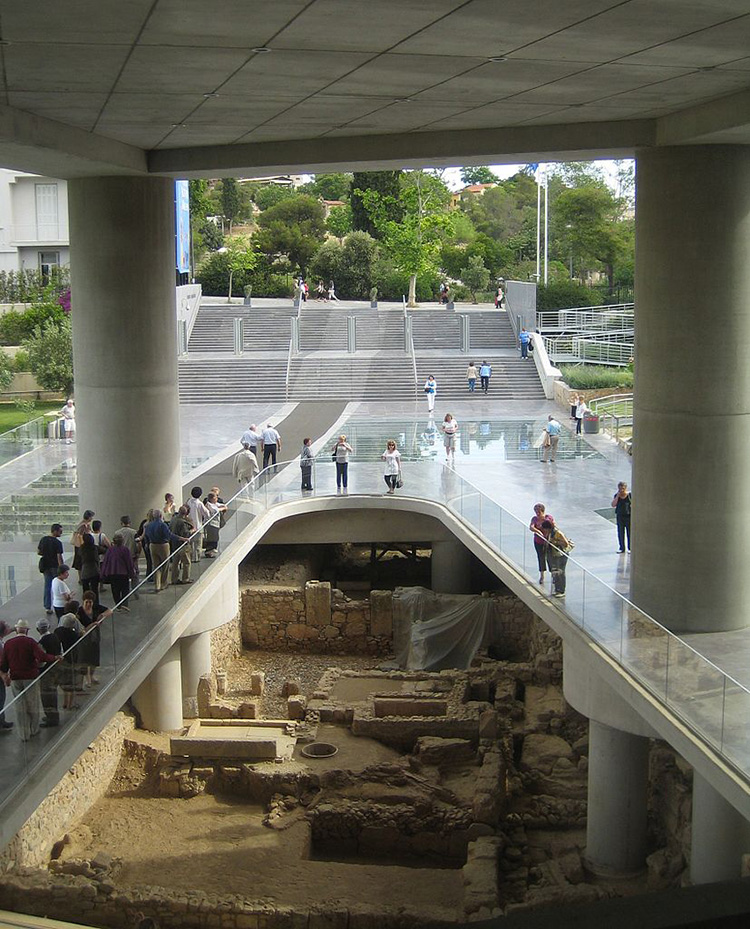 new acropolis museum parthenon elgin marbles greece
