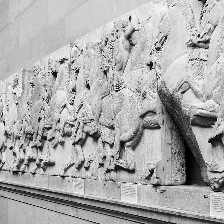 parthenon elgin marbles british museum
