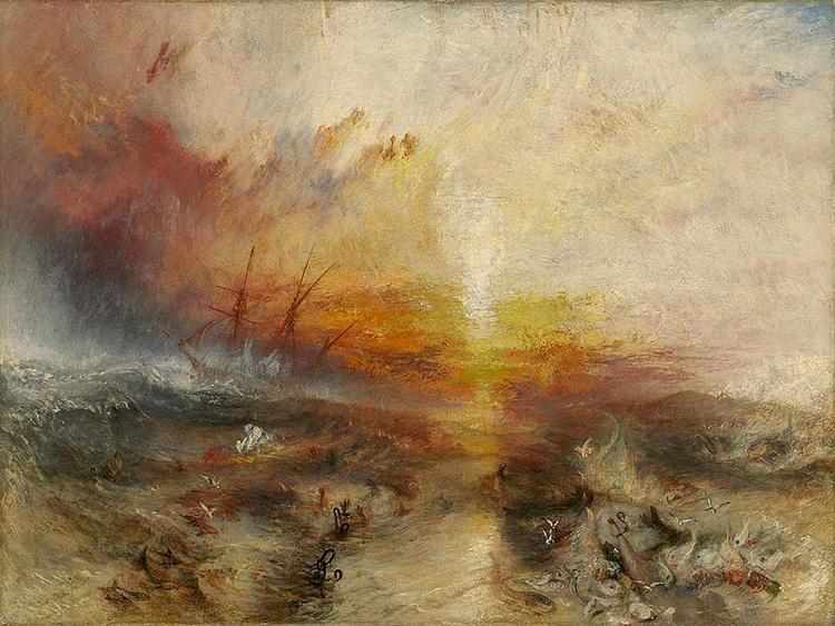 turner slave ship zong
