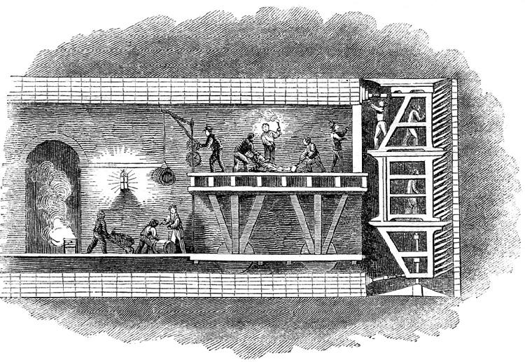 Isambard-Kingdom-Brunel-Thames-Tunnel