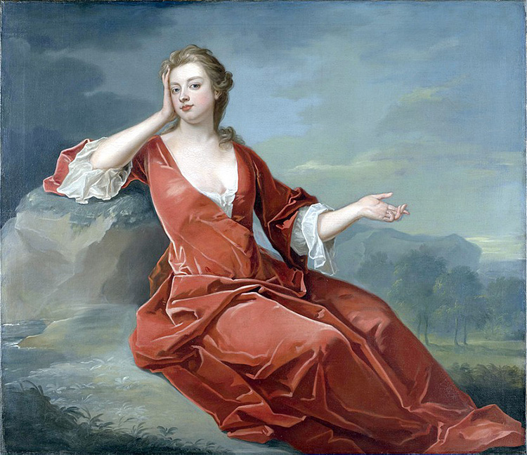 sarah churchill duchess of marlborough blenheim portrait