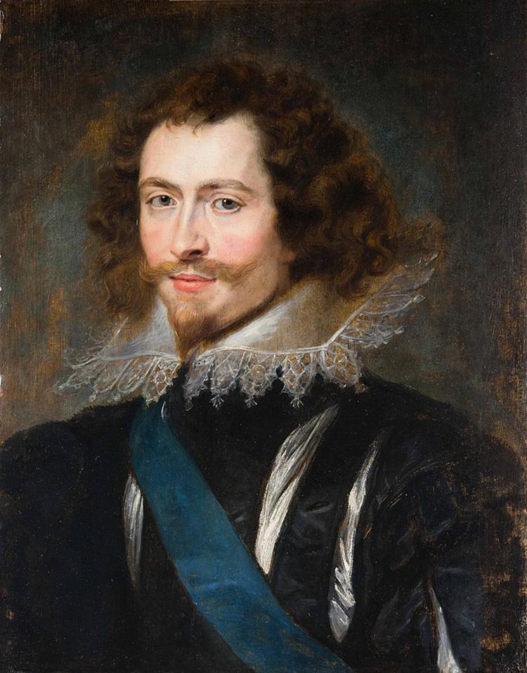 george villiers charles i duke of buckingham