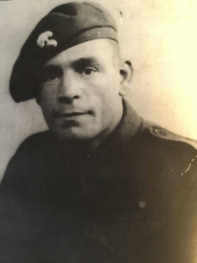 Lance Corporal Harry Nicholls VC. Image source: Dilip Sarkar Archive.