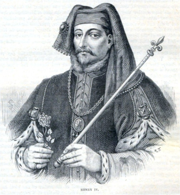 Henry Bolingbroke - one of many people to invade since 1066.