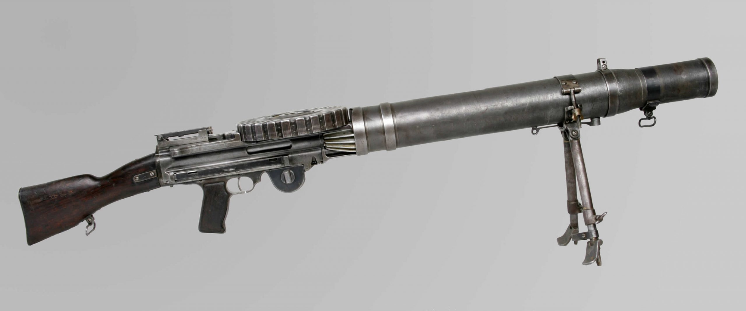 Lewis Light Machine Gun