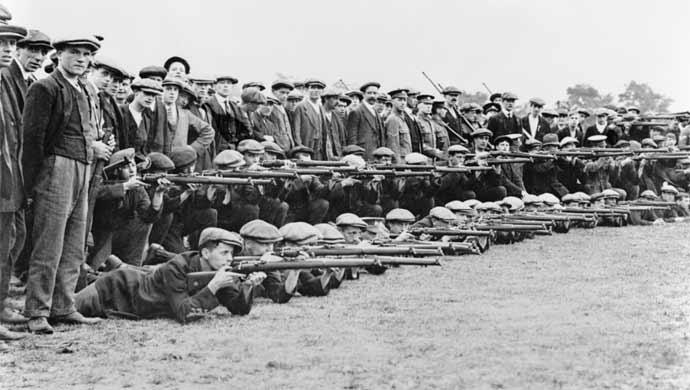 British Pals Battalion World War One