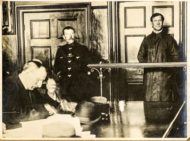 John Healy trial
