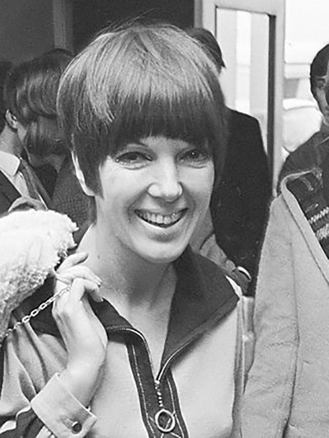 Mary Quant in 1966. Image source: Jac. de Nijs / CC0.