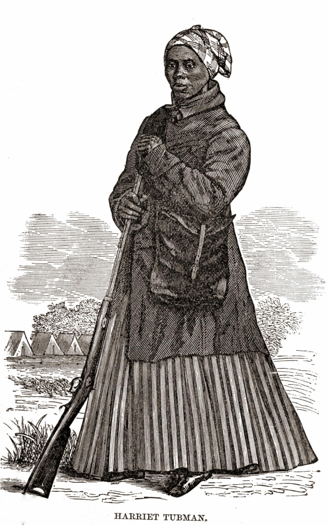 https://en.wikipedia.org/wiki/File:Harriet_Tubman_Civil_War_Woodcut.jpg