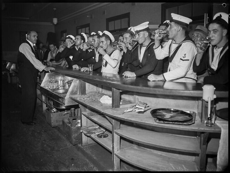 British sailors