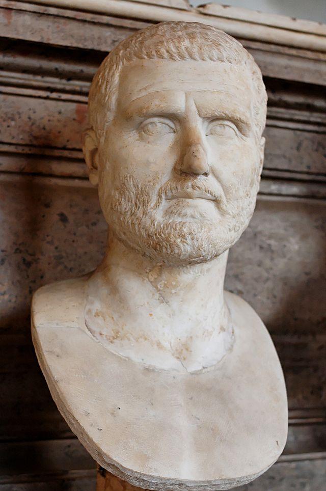 Ancient Roman Emperor Gordian I