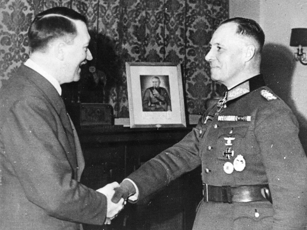 Rommel & Hitler