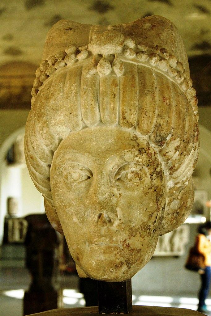 Bust of Theodora