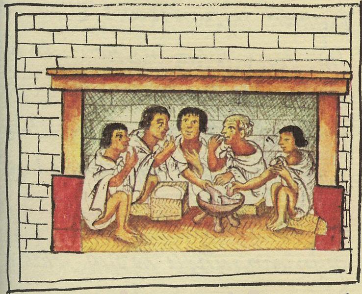 Aztec meal