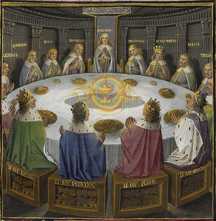 King Arthur Round Table