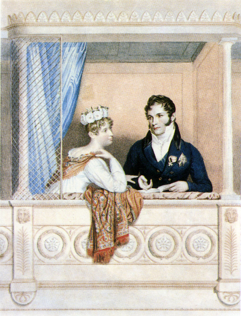 Princess Charlotte Augusta of Wales and Leopold I