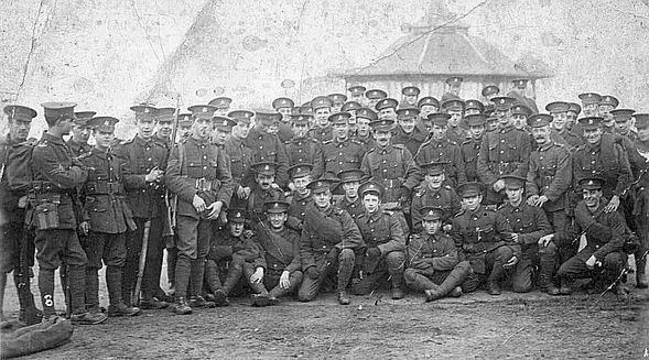 7ths Herne Bay World War One
