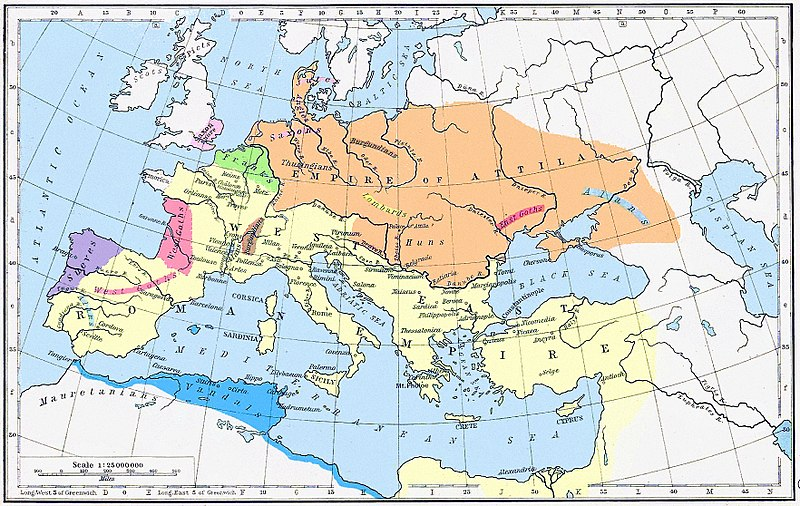 Empire of Attila