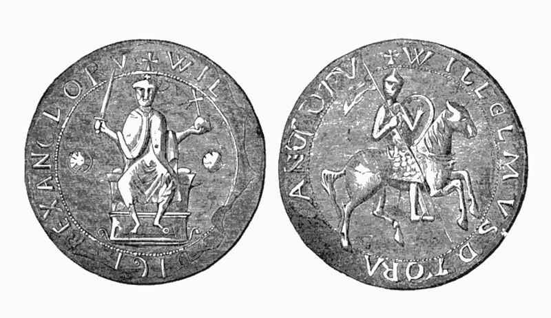 Great Seal of William Rufus
