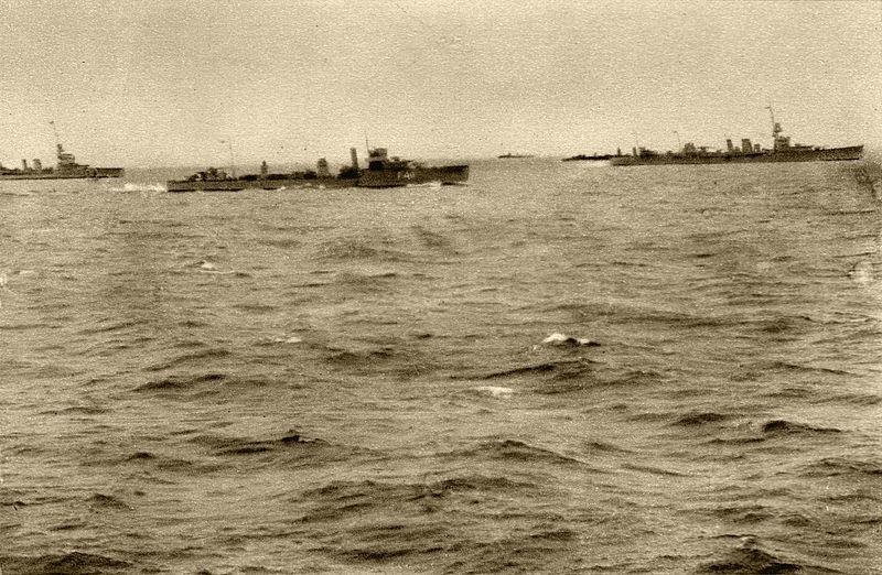 British campaign in the Baltic