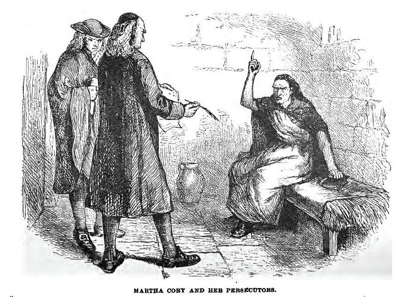 Martha Corey Salem witch trials