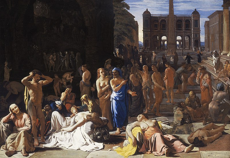Plague at Athens