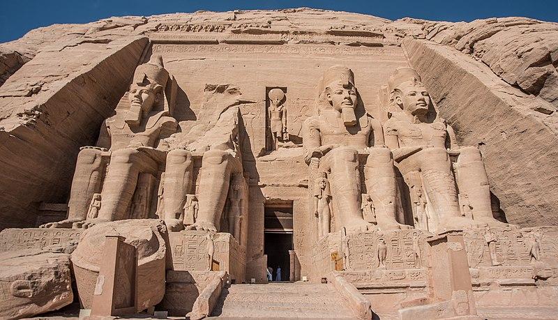 Great Temple at Abu Simbel